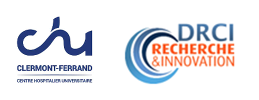 logo DRCI CHU Clermont-Ferrand